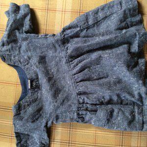 Baby girls Patagonia hemp dress